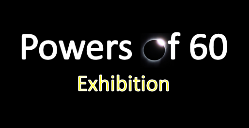 Powers of 60 Exhibition homepage
