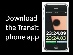 Transit 2012 Phone app
