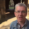 Dr Alec MacKinnon discusses plasmas and STFC school [video]